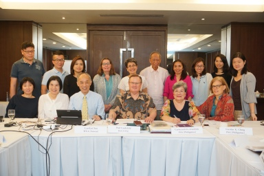 1st ARSA Meeting in Manila