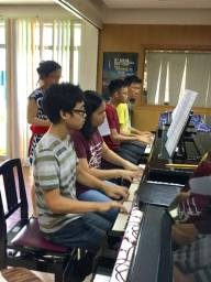 National Piano Camp 2017