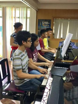 National Piano Camp 2017