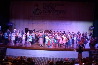 Asia Region Suzuki Conference 2016