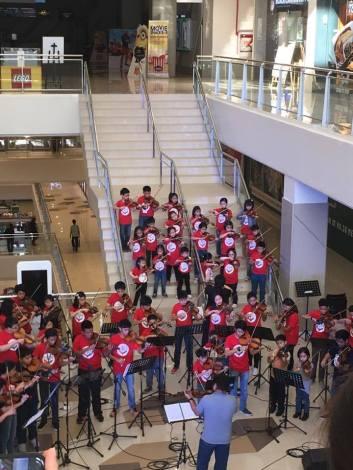 Strings Mall Concert 2017